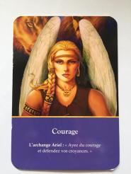 DOREEN VIRTUE COURAGE