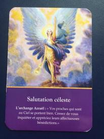 DOREEN VIRTUE SALUTATION CELESTE