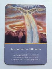DOREEN VIRTUE SURMONTER LES DIFFICULTES